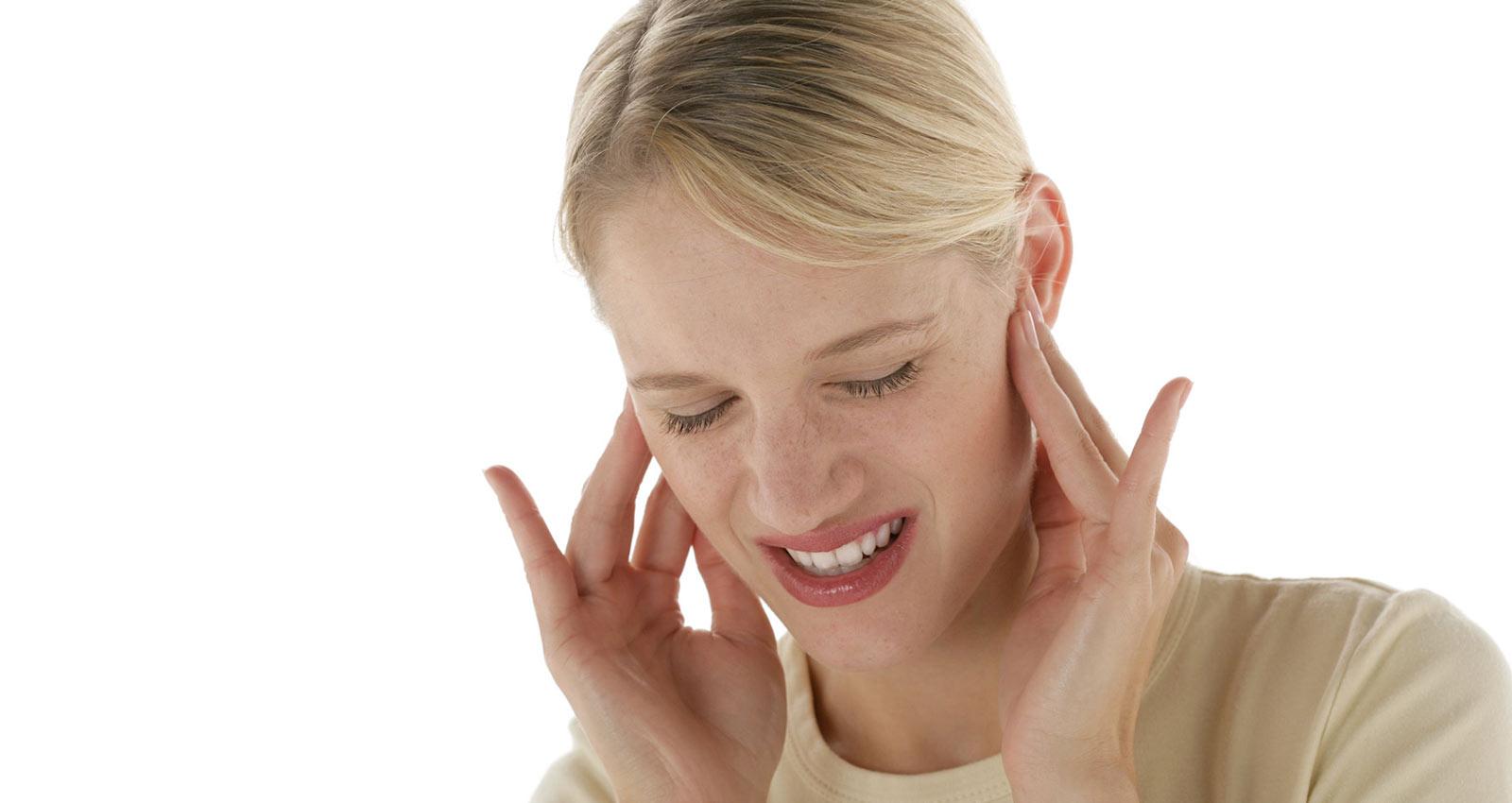 Kopfschmerzen durch falschen Biss?