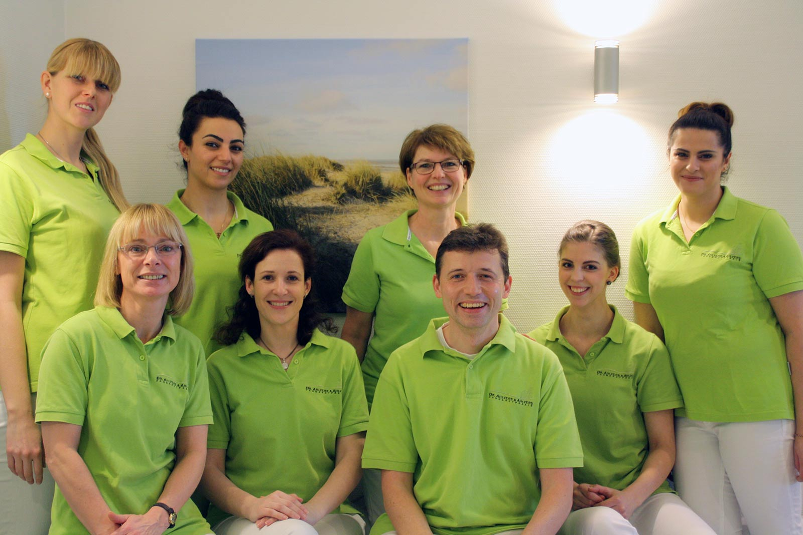 Team Zahnarztpraxis Dr. Ahlvers