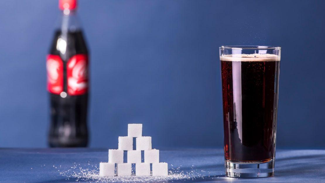Zuckeranteil in Cola