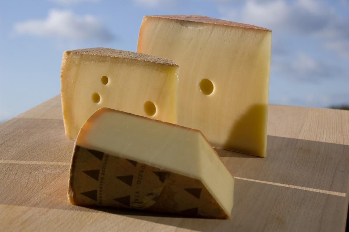 Käse und Zähne