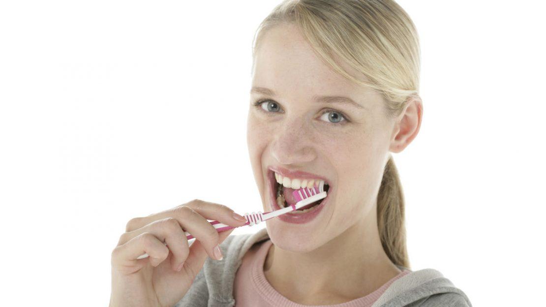 Zähneputzen